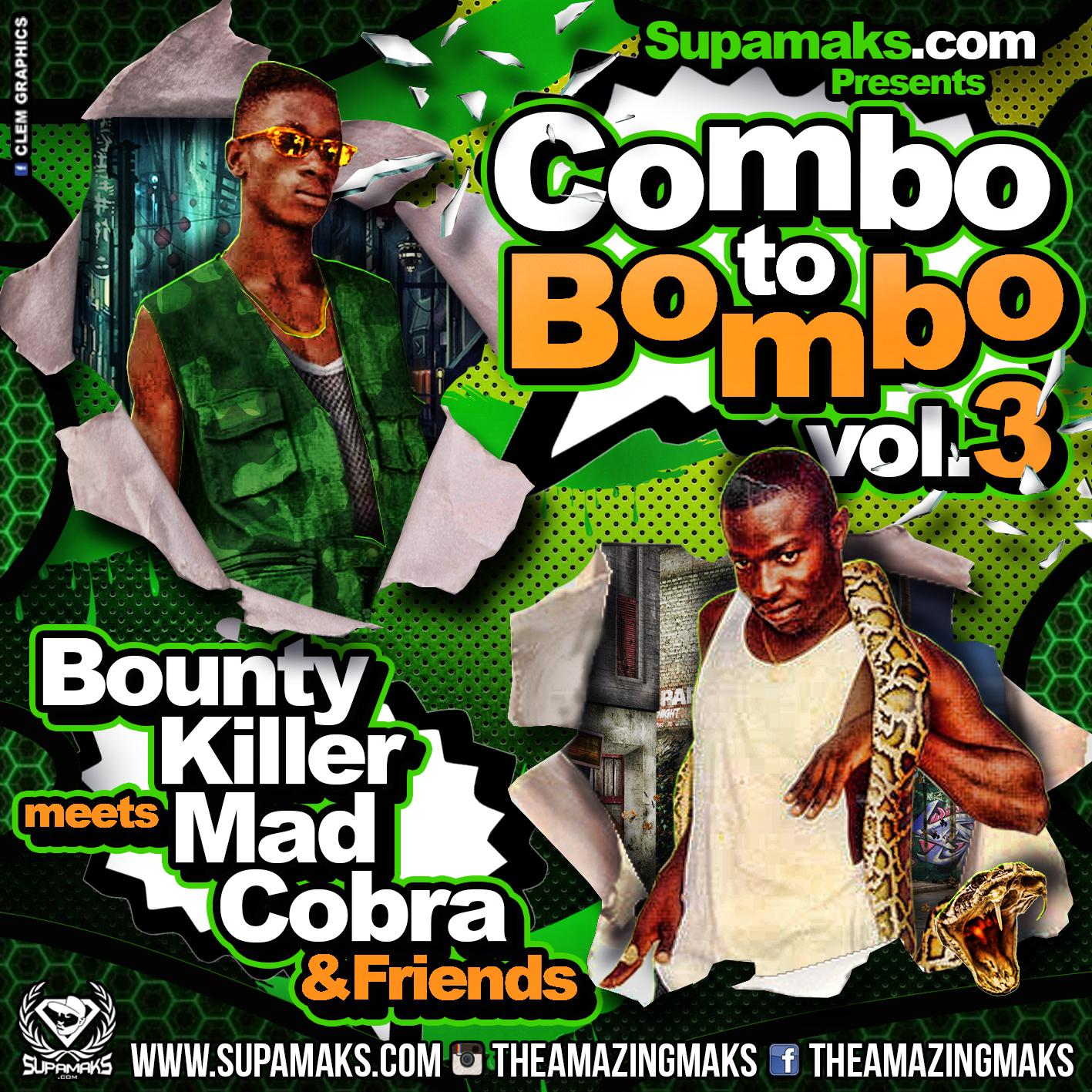 Combo To Bombo Vol 3